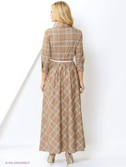 Платья Spicery                                                                                                              бежевый цвет