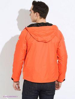 Ветровки Caterpillar                                                                                                              оранжевый цвет