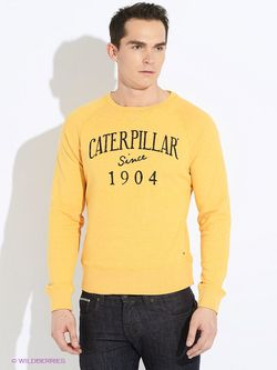 Толстовки Caterpillar                                                                                                              желтый цвет