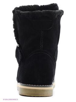 Ботинки Companion                                                                                                              чёрный цвет