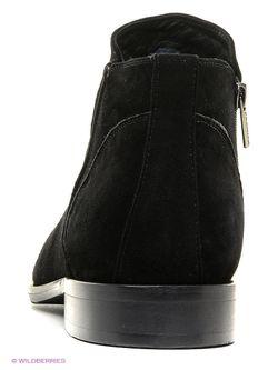 Ботинки Premier                                                                                                              чёрный цвет