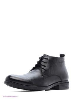Ботинки El Tempo                                                                                                              чёрный цвет