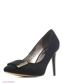 Туфли J&Elisabeth                                                                                                              черный цвет