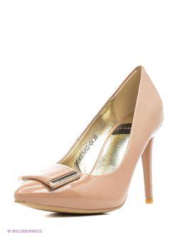 Туфли J&Elisabeth                                                                                                              бежевый цвет