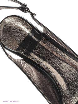 Туфли J&Elisabeth                                                                                                              чёрный цвет