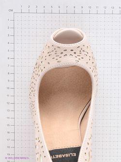 Туфли J&Elisabeth                                                                                                              розовый цвет