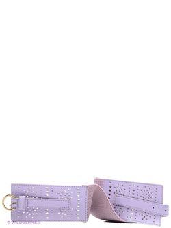 Ремни Oodji                                                                                                              фиолетовый цвет
