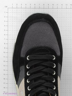Кроссовки Gant                                                                                                              чёрный цвет