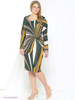 Платья VENUSITA                                                                                                              зелёный цвет