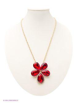 Комплекты Бижутерии Taya                                                                                                              красный цвет