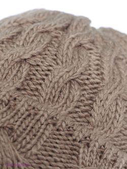 Шапки Snezhna                                                                                                              коричневый цвет