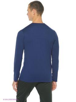 Джемперы Asics                                                                                                              синий цвет