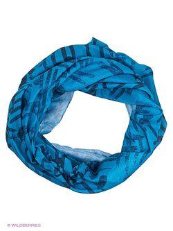 Шарфы Asics                                                                                                              синий цвет