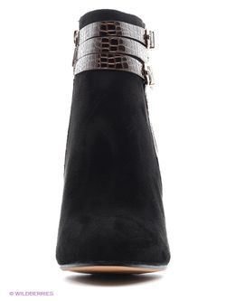 Ботильоны Kari                                                                                                              чёрный цвет