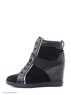 Кроссовки Kari                                                                                                              чёрный цвет