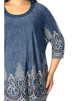 Блузки Wisell                                                                                                              синий цвет