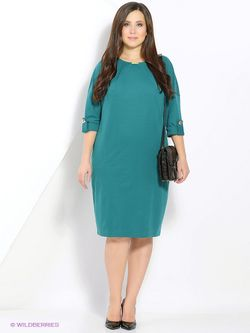Платья Amelia Lux                                                                                                              Бирюзовый цвет