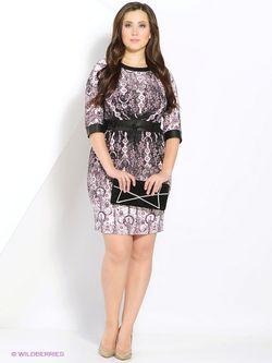 Платья Amelia Lux                                                                                                              розовый цвет