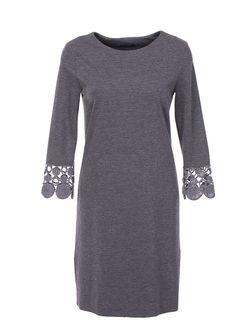 Платья Nuvola                                                                                                              серый цвет