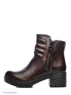 Ботинки Refresh                                                                                                              коричневый цвет