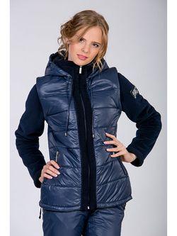 Куртки А Б Коллекция                                                                                                              синий цвет