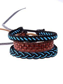 Комплекты Бижутерии Happy Charms Family                                                                                                              синий цвет