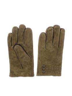 Перчатки Migura                                                                                                              зелёный цвет