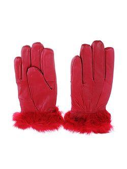 Перчатки Migura                                                                                                              красный цвет