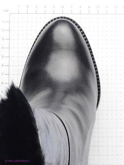 Полусапожки Vitacci                                                                                                              чёрный цвет