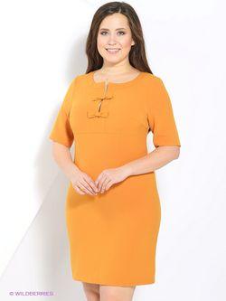 Платья Mondigo                                                                                                              Горчичный цвет