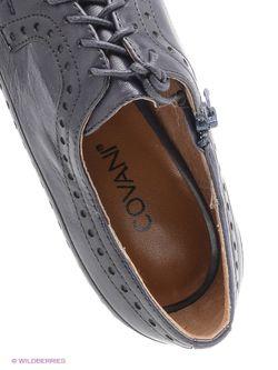 Туфли Covani                                                                                                              фиолетовый цвет
