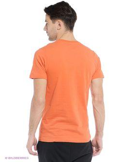 Футболки Onitsuka Tiger                                                                                                              оранжевый цвет