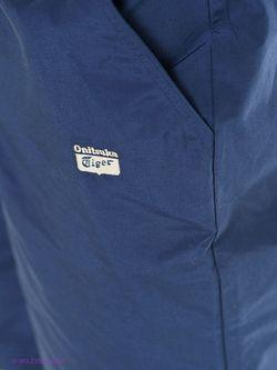 Шорты Onitsuka Tiger                                                                                                              синий цвет