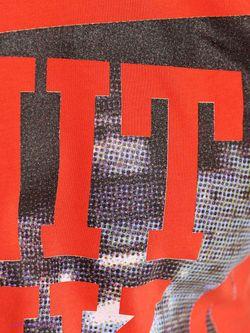 Футболка Onitsuka Tiger                                                                                                              красный цвет