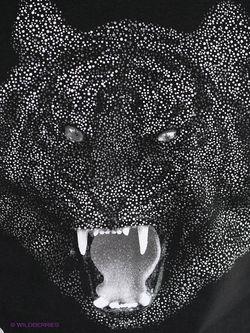 Футболки Onitsuka Tiger                                                                                                              черный цвет