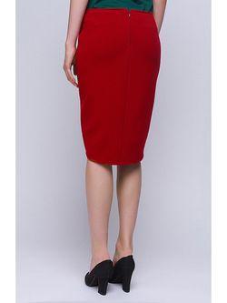 Юбки IrisRose                                                                                                              красный цвет