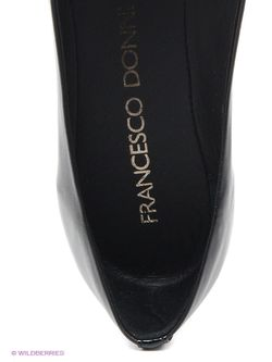 Туфли Francesco Donni                                                                                                              чёрный цвет