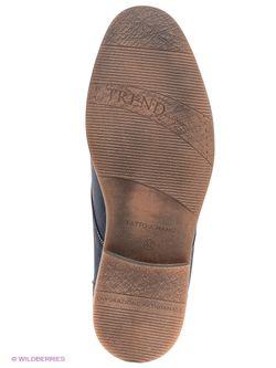 Ботинки Dino Ricci                                                                                                              синий цвет