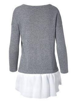 Пуловеры Apart                                                                                                              серый цвет