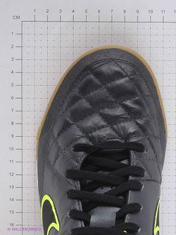 Кеды Nike                                                                                                              черный цвет