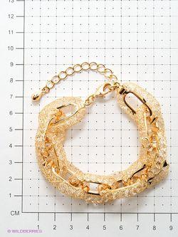 Браслеты Bijoux Land                                                                                                              Золотистый цвет