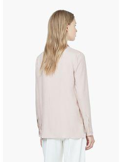 Блузки Mango                                                                                                              розовый цвет