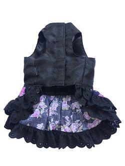 Платья Для Собак Doggy Dolly                                                                                                              чёрный цвет