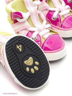 Обувь Для Животных Doggy Dolly                                                                                                              розовый цвет