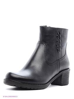 Ботинки Atiker                                                                                                              черный цвет