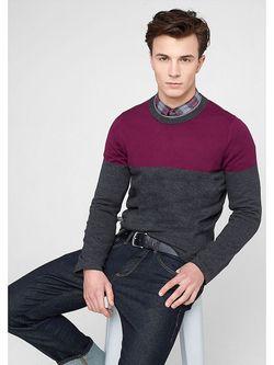 Пуловеры s.Oliver                                                                                                              серый цвет
