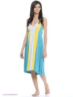 Платья Relax Mode                                                                                                              Бирюзовый цвет