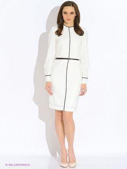 Платья Incity                                                                                                              белый цвет