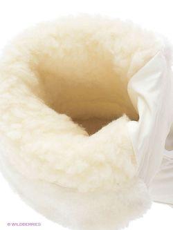 Сапоги Velvet                                                                                                              белый цвет