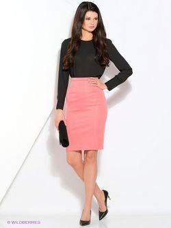 Юбки Yulia Dushina                                                                                                              розовый цвет